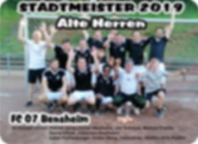 Stadtmeister 2019
