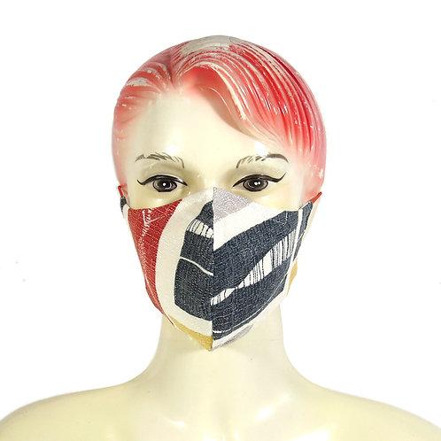 Maske gross