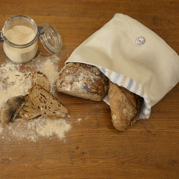 Brot- und Kartoffelsack