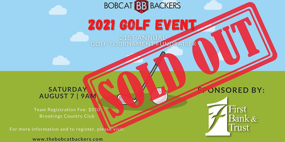 2021 Bobcat Backers Golf Event