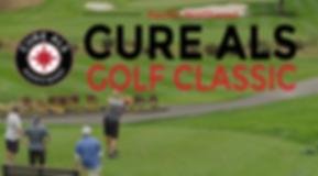 Cure ALS Golf Classic Screen Capture Log