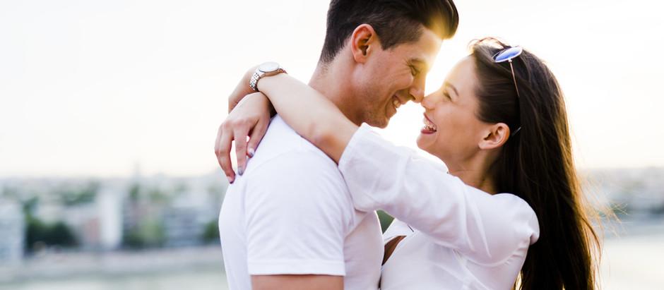 ארבעה שלבים פשוטים לזוגיות מאושרת