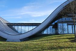 Paul Klee Centre, Bern, Switzerland