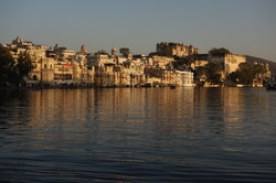 Udaipur city, India