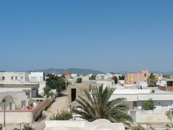 Village, Tunisia