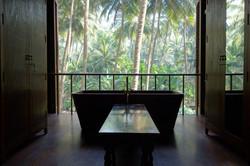 Bathroom, Palmira House, India