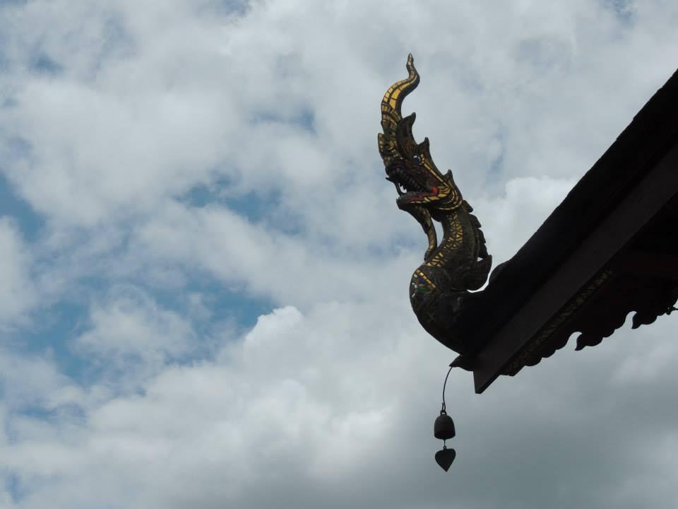 Temple, Chiang Mai, Thailand
