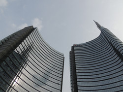 Unicredit Tower, Milan, Italy