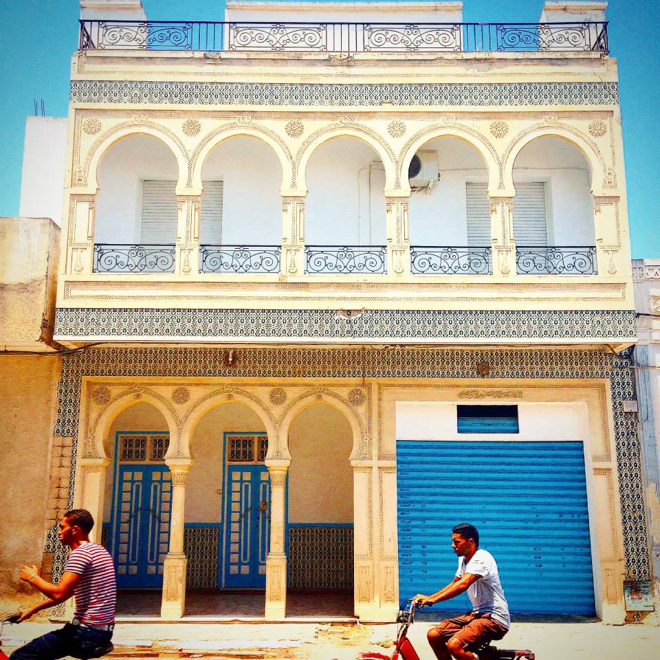 Arabic House, Tunisia