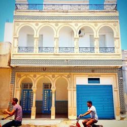 Arabic House, Tunisia
