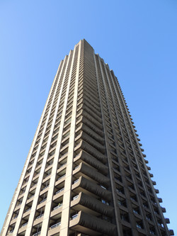 Barbican Tower, London, UK
