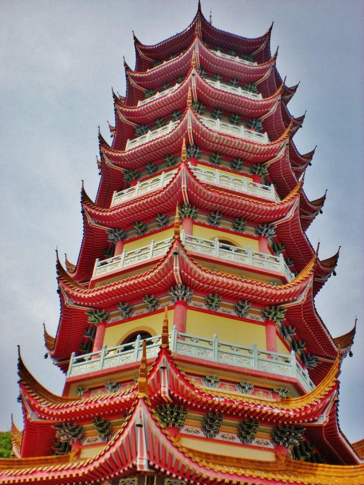 Pagoda, Shanghai, China