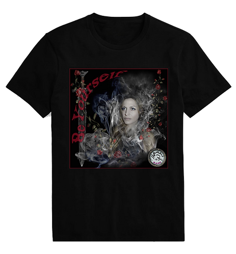"""""""Be Yourself""""cover T-Shirt"""