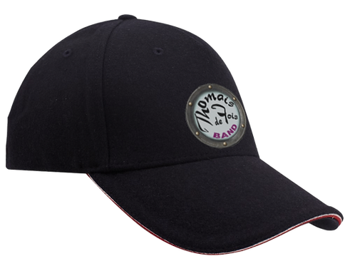 Band's Logo Jockey Hat