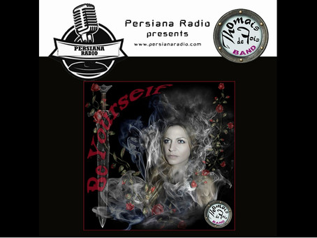 """Be Yourself"" single by Thomais de Fois on Persiana Radio"