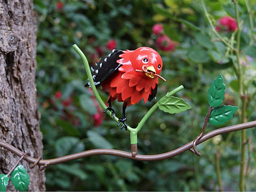 BRANCH: Scarlet Tanager