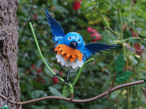 BIRD: Bluebird of Happiness