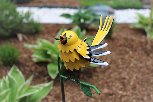 BIRD: Goldfinch