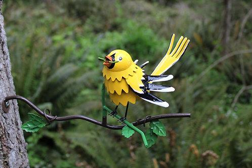 BRANCH: Goldfinch