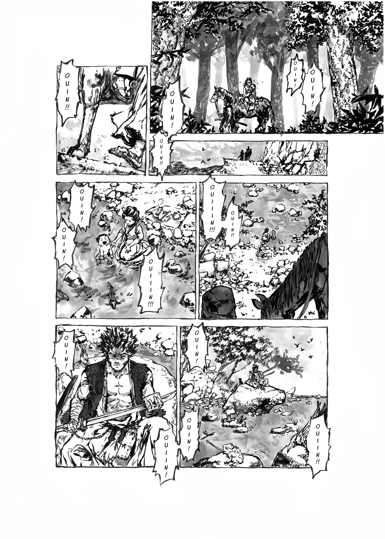 TODOKEMONO page 09