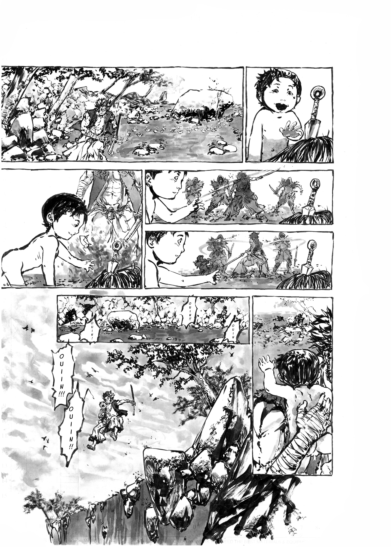 TODOKEMONO page 11