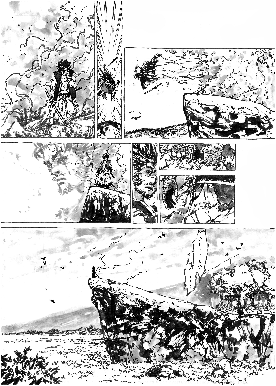 TODOKEMONO page 16