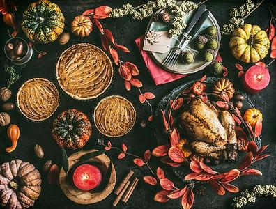 Dîner de Thanksgiving