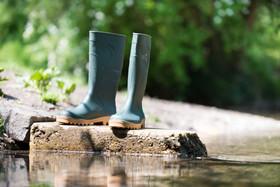 Fotografin Tanja Meißner Schuhe Alb Fluss