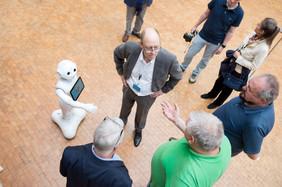 Die-Herrschaft-der-Algorithmen Veranstaltung Fotografin Tanja Meißner Karlsruhe ZKM