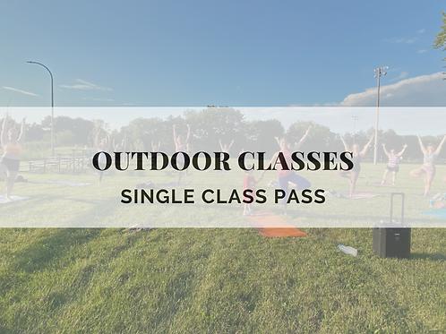 Single Outdoor Class