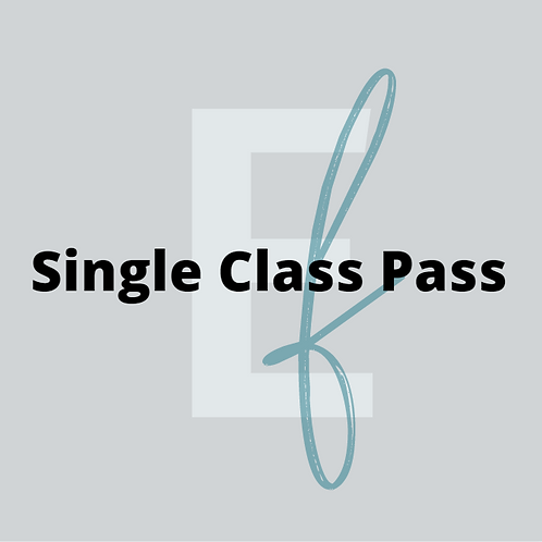 Single VIRTUAL Class Pass