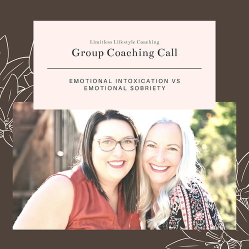 Month 2 Group Coaching Call #1