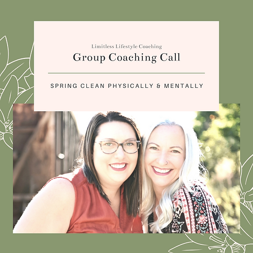 Month 3 Group Coaching Call #1