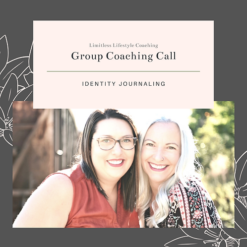Month 1 Group Coaching Call