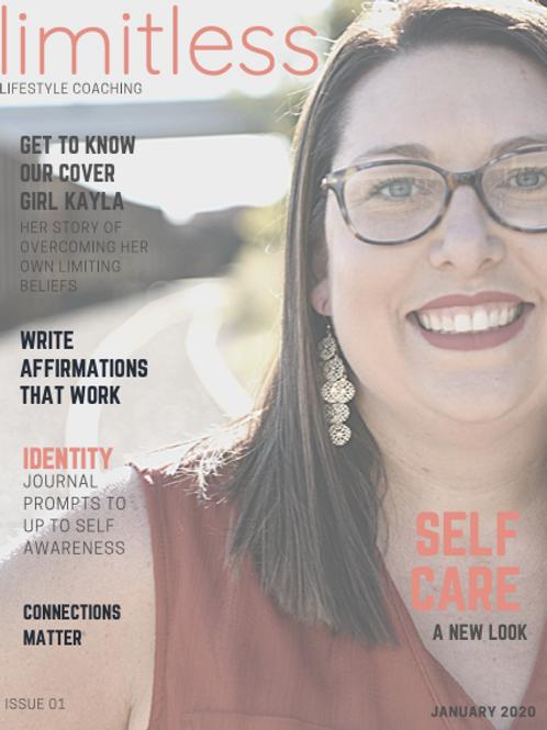 Limitless Magazine Issue 01