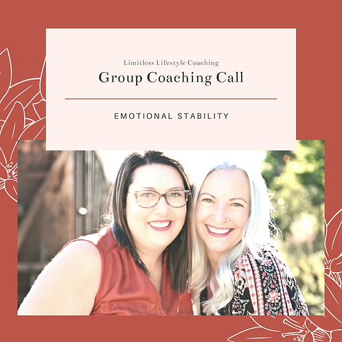 Month 2 Group Coaching Call #2