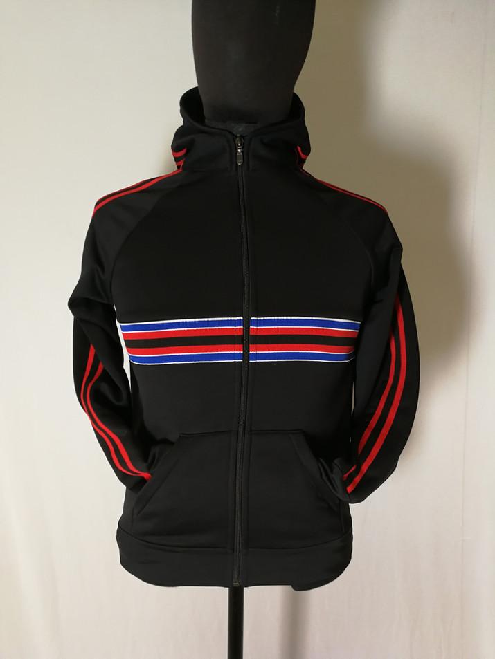 Veste sportive Homme - Devant / Man sport tracksuit jacket - Front