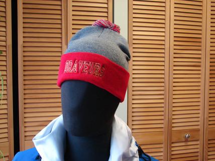 Tuque 2 tons - Côté / 2 colors beanie hat - Side