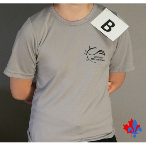 T-shirt Performant - Devant / Performance t-shirt - Front