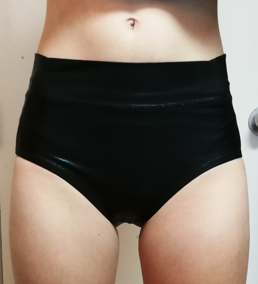 Culotte sportive - Devant / Sport breeches - Front