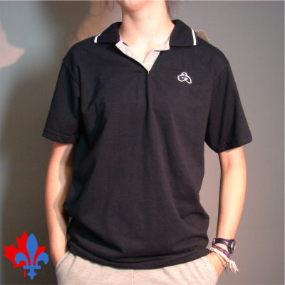 Polo jersey - Devant / Jersey polo - Front