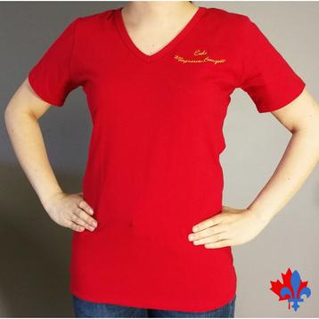 T-shirt col v-MB-N1-rouge.png
