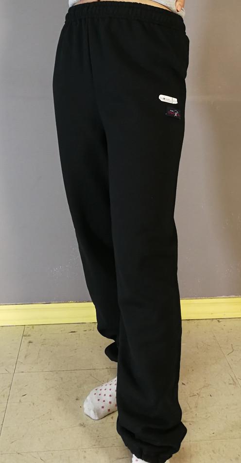 Pantalon ouaté sans poche - Devant / Hooded pants without pocket - Front