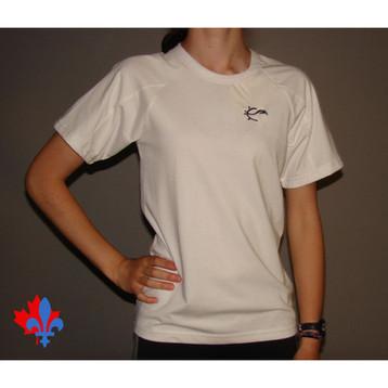 T-shirt raglan manches courtes-TIM-G1-bl