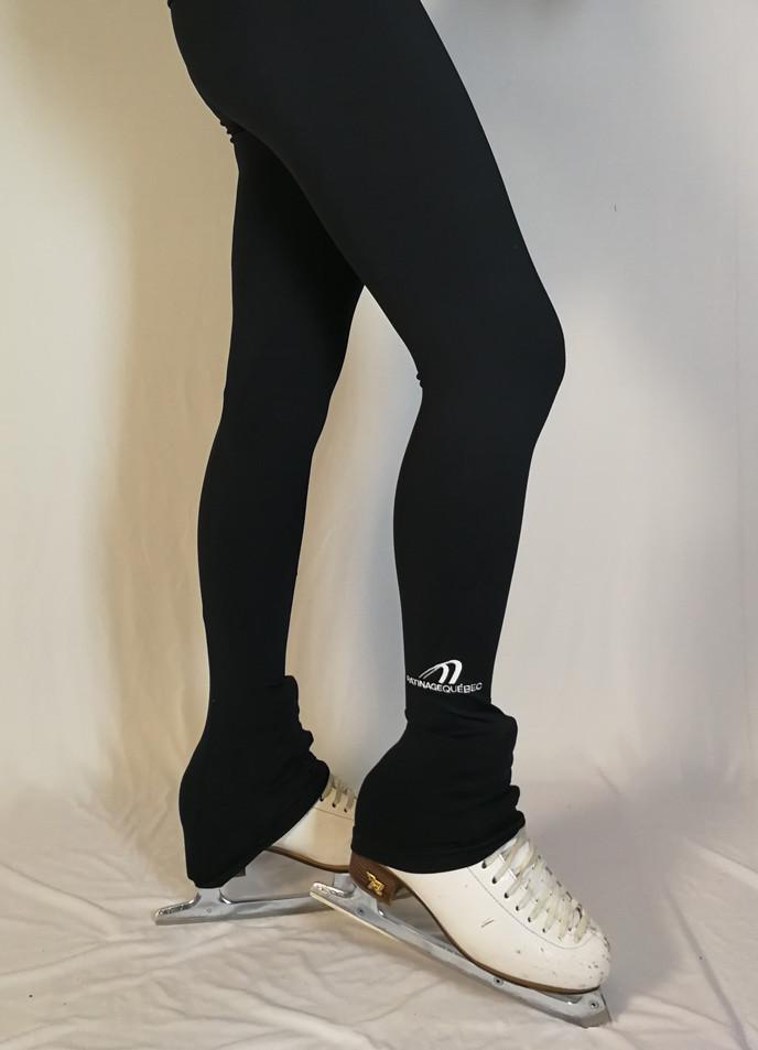 Leggings patinage - Côté / Skate leggings - Side