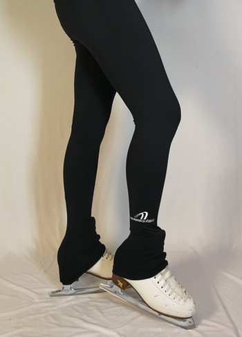 Leggings patinage - Côté / Skate leggings - Side