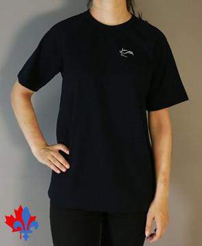 T-shirt raglan manches courtes-TIM-G2-bl