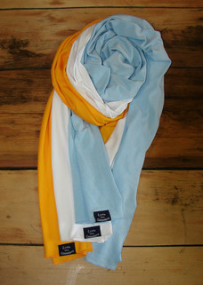 Foulards sportifs - Devant / Sport scarves - Front