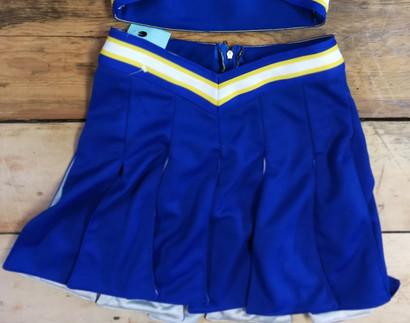 Jupe Cheerleading - Devant / Cheerleading skirt - Front