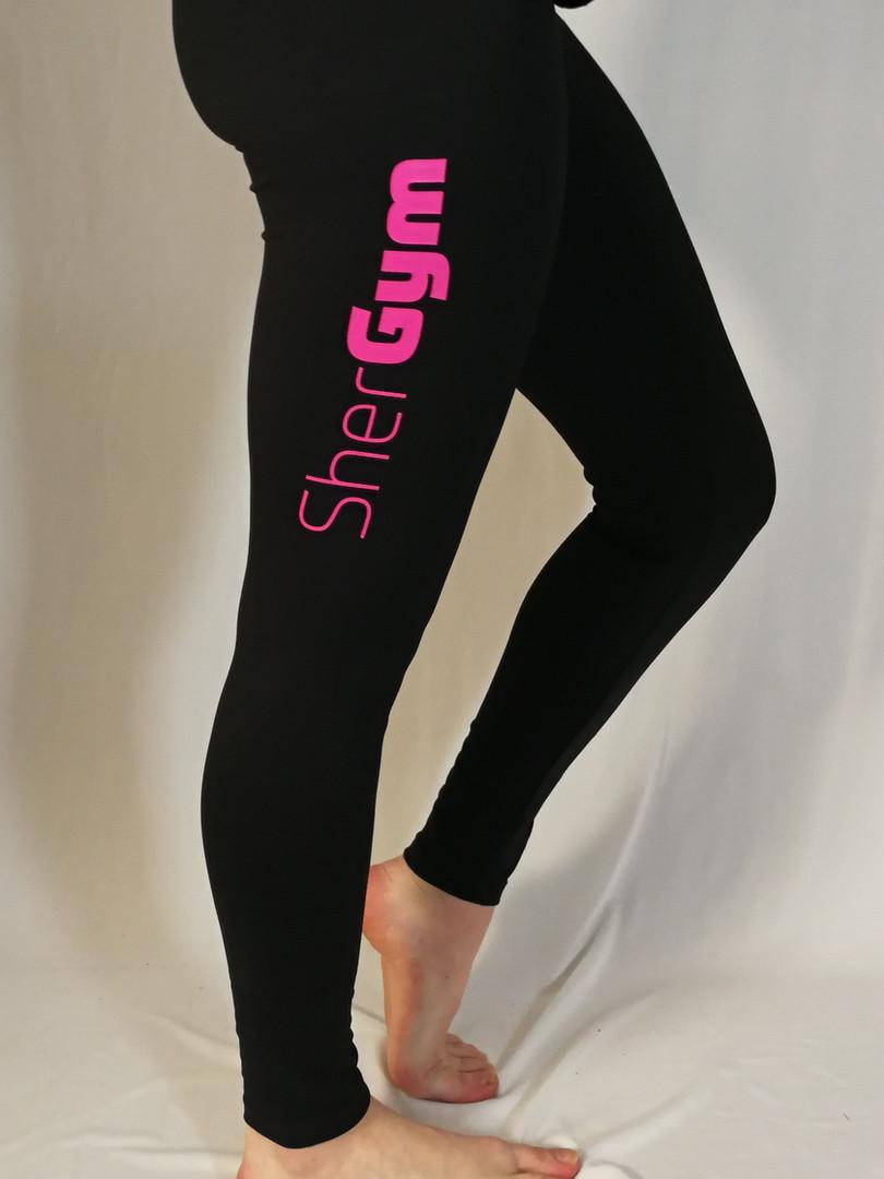 Leggings Shergym - Côté / Shergym Leggings - Side